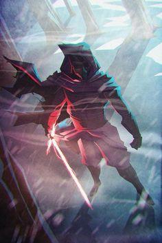 Kylo Ren fan art fanart from Star Wars Episode VII The Force Awakens