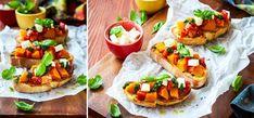 BRUSCHETTE cu DOVLEAC și brânză – rețetă + beneficii