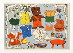 78.6375: paper doll   Paper Dolls   Dolls   National Museum of Play Online Collections   The Strong