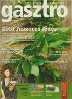 Gasztro Magazin Herbs, Herb, Medicinal Plants
