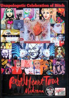 Madonna 2016 February 13, Tokyo Concert Recording 5 Disc +  Bonus DVD Japan F/S