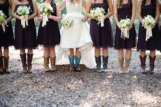 Going Rustic: Western-Vintage Wedding Inspiration | Principles in Action Wedding Blog