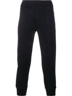 NEIL BARRETT Gathered Ankle Track Pants. #neilbarrett #cloth #pants