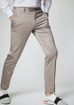 PIERRE CARDIN Baukasten-Hose - Slim Fit »Bertrand Futureflex« ab 99,99€. Hochelastische Futureflex Anzughose Betrand, Slim Fit, normale Leibhöhe bei OTTO