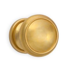 76800 Classic Georgian Door Knob In Antique Gold