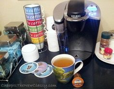 Win a Keurig Brewer + Learn How To Trade Up For A Keurig In NC! #sponsored @Keurig, Inc., Inc.