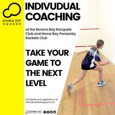 Double Dot Squash offers the largest range of programmes in Auckland for all ages and levels, and the most comprehensive junior squash framework in NZ. Squash Club, Play Squash, How To Introduce Yourself, Improve Yourself, Train Group, Double Dot, Ways Of Learning, Goal Planning, Core Values