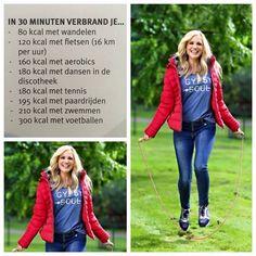 Sport jij ook? www.sonjabakker.nl Weekly Workouts, Aerobics, Tennis, Tips, Sports, Fashion, Tennis Sneakers, Moda, La Mode