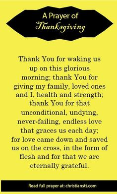 Image result for May we give Thanks to the Lord above for a wonderful Thanksgiving