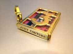 Juicy Couture Credit Card Charm