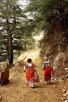 femmes de la Grande Kabylie  - Algérie -