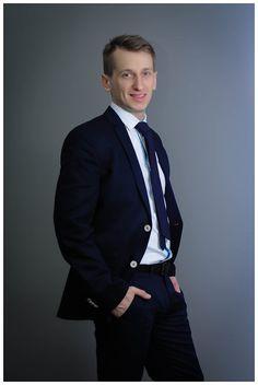 Péter -Business portre