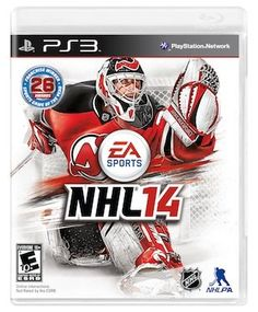 NHL 14 - Unlock the highest level of hockey aggression, speed and skill. NHL 14 brings together the best technology from EA SPORTS to deliver the most authentic hockey experience ever. Latest Video Games, Video Games Xbox, Xbox 360 Games, Playstation Games, Nhl, Microsoft, Sports Games For Kids, Video Game Collection, Ea Sports