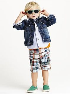 Baby Clothing: Toddler Boy Clothing: We ♥ Outfits | Gap ...I could see dill rock this ;)