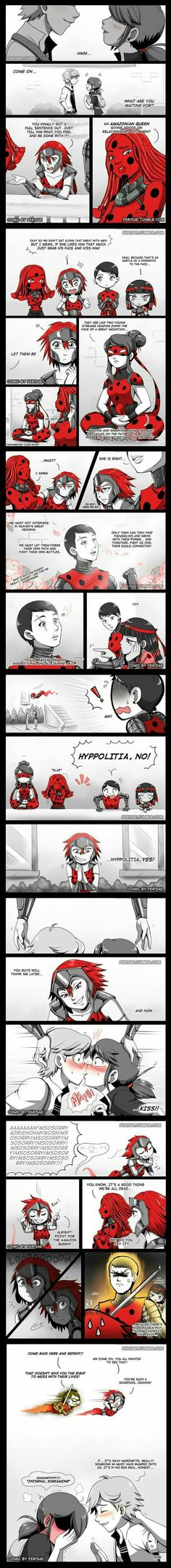 Past ladybugs giving relationship advice ;)