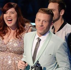 """Mary Lambert performs """" Same Love"""" with Macklemore and Ryan Lewis at the 2013 VMA. Mary Lambert, Slam Poetry, Same Love, Spoken Word, Cool Things To Buy, Nyc, Singer, Women, Cool Stuff To Buy"""