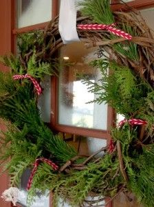 5 Sublimely Simple Christmas Decor Projects - Each in 10 minutes or less! - The Creek Line House