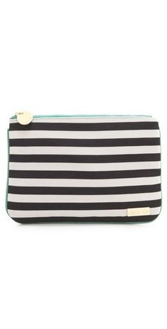 Deux Lux Raleigh Pouch    $65.00