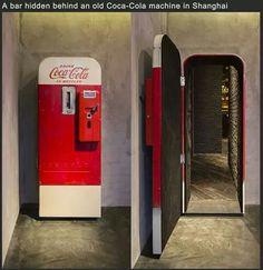 Man Cave secret entrance!!!