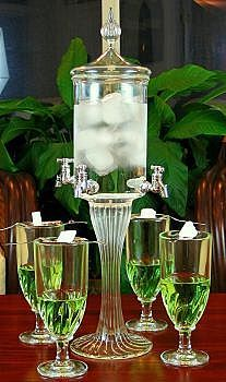 Classic Absinthe Fountain Set