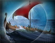 Engineering the Viking Longboat Viking Longboat, Invention And Innovation, Mechanical Engineering, Inventions, Vikings, Sailing, Medieval, Marvel, History