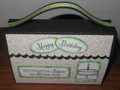 Geburtstagskuchenbausatz_2 Lunch Box, Birthday, Simple Sentences, Birth, Cakes, Birthdays, Dirt Bike Birthday, Birth Day