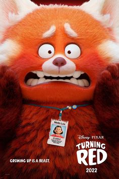 Disney Pixar's Turning Red First Trailer and Photos New Movie Posters, New Poster, Sandra Oh, Disney Wiki, Disney Movies, Disney Stuff, Forrest Gump, Totoro, Panda Movies