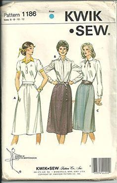 Kwik-Sew #1186, Skirts in Three Styles. Sizes: 6-8-10-12 ... https://www.amazon.com/dp/B00O4DETJC/ref=cm_sw_r_pi_dp_x_dzXXyb41QNPX1