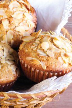 Muffin con mandorle della Nonna