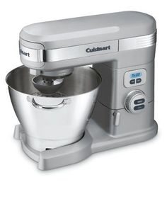 Cuisinart SM-55BC 5-1/2-Quart 12-Speed Stand Mixer, Brushed Chrome #Cuisinart