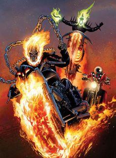 Ghost Rider, Vengeance, Johnny Blaze
