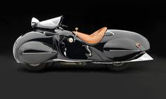Moto deco 1930. I hate motorcycles but this is gorgeous