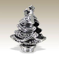 Christmas Bead, Christmas Tree Silver Bead, Sterling Silver 925, Fits Pandora, Troll, Biagi, Chamilia and All European Charm Bracelets (E10123) PTN Silver Jewelry http://www.amazon.com/dp/B00GSK0DVM/ref=cm_sw_r_pi_dp_6p58tb1CW3J0E