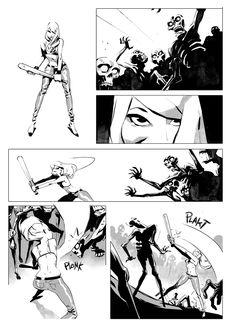 BLAM! page 1 by joslin.deviantart.com on @deviantART