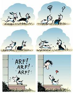 Mutts Comic - Earl, Mooch & Ozzie