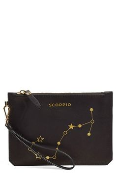 LEO...Etienne Aigner'Zodiac - Small Eve' Wristlet available at #Nordstrom