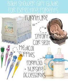 What expecting parents should buy for themselves... #ShowerAndFlowers