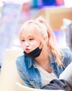 Kpop Girl Groups, Kpop Girls, Ex Girl, Eyes On Me, Yu Jin, Fandom, Mixed Girls, Japanese Girl Group, Extended Play