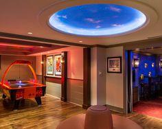 Game Room adjacent to Lounge