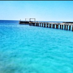 Crash Boat, Aguadilla, Puerto Rico!  It's still standing.  How many time have you jumped off ????