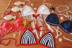 Tops playeros y bikinis por encargo