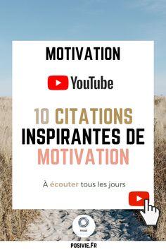 De  Michael Jordan  à Albert Einstein voici 10 citations inspirantes de motivation à écouter tous les jours.  Développement personnel : Il est important de s'inspirer des plus grands, voici donc des citations inspirantes à écouter quotidiennement qui ont une réelle capacité à motiver les troupes.