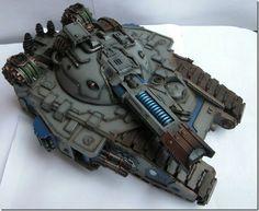 Space Marine, Warhammer Dark Angels, Super Tank, Cool Car Drawings, Imperial Fist, Model Tanks, Warhammer Models, Space Wolves, Miniatures