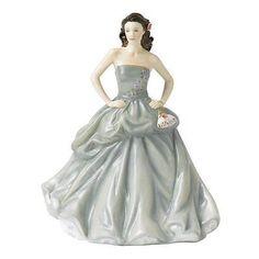 Royal Doulton Pretty Ladies Happy Birthday 2013 Figure of the Year HN 5587 NIB