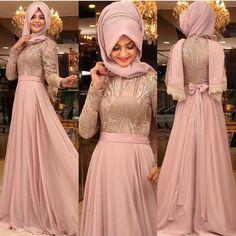 Muslim Wedding Dresses, Eid Dresses, Muslim Dress, Wedding Party Dresses, Evening Dresses, Abaya Fashion, Modest Fashion, Fashion Outfits, Hijabi Gowns