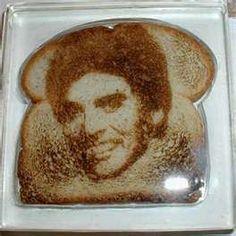 Cinnamon Ponch toast. CHiPpy!