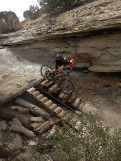 Mountain Biking #bike #bicycle #mtb