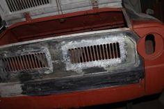 Abarth OT 2000 coupe America -  rear