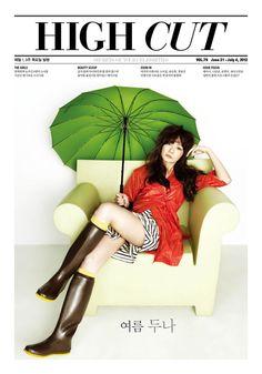 【楽天市場】HIGH CUT vol.79★少女時代 【予約6/21】 韓国雑誌 korea magazine ベ・ドゥナ:韓国商品館
