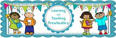 Learning and Teaching With Preschoolers - Preschool teacher with lots of good ideas, posts packets for sale (and some free) on Teachers Pay Teachers to go with her lessons